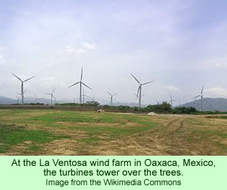 Oaxaca Wind Project